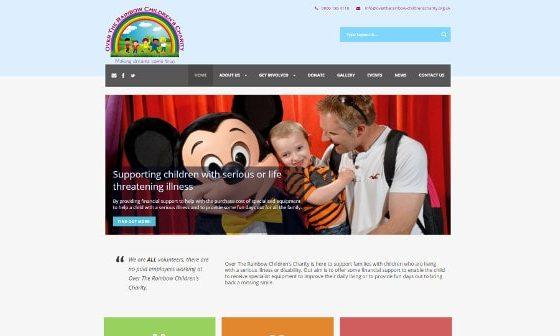 Over The Rainbow Children's Charity
