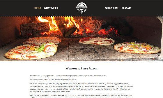 Pete's Pizzas