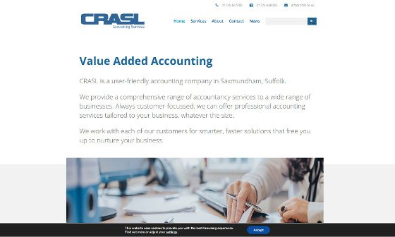 CRASL Accounting Services