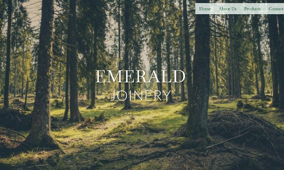 Emerald Joinery